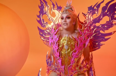 Who is Jan's Drag Mother?